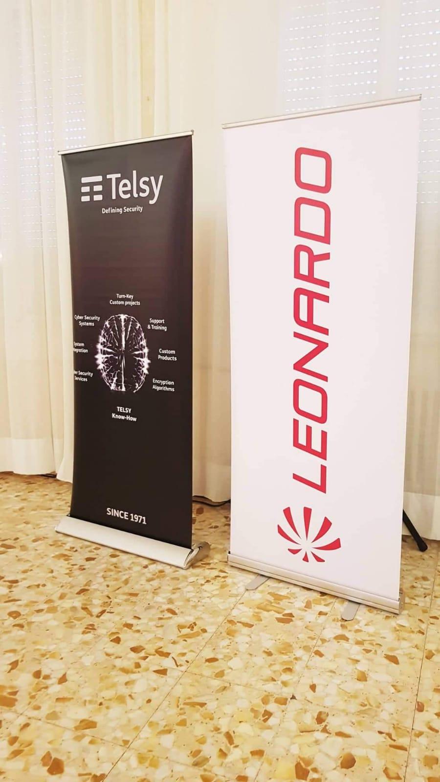 Telsy & Leonardo metting Nato del 23/01/2019 - 4